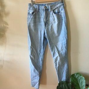 Madewell Curvy Perfect Vintage Jean